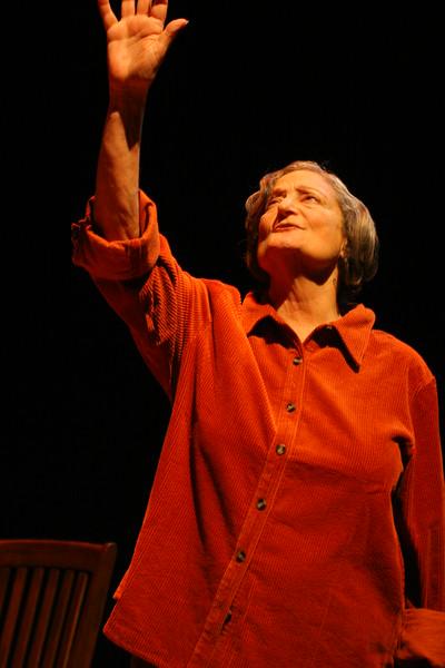 "Olive Kitteridge (""Tulips"")Patricia Silver; photo credit: Clayton Lord."