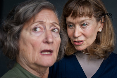 Patricia Silver and Nancy Shelby in Olive Kitteridgephoto by Mark Leialoha