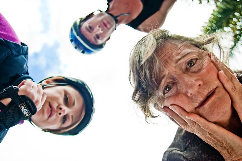 Michelle Bellaver, Patrick Alparone, and Patricia Silver in Olive Kitteridgephoto by Mark Leialoha
