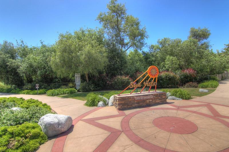 Encinitas Ca parks Sun Vista in Olivenhain