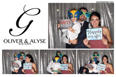 Oliver & Alyse's Wedding