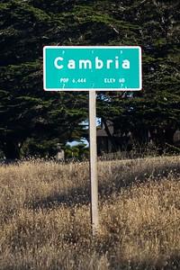 Cambria, CA