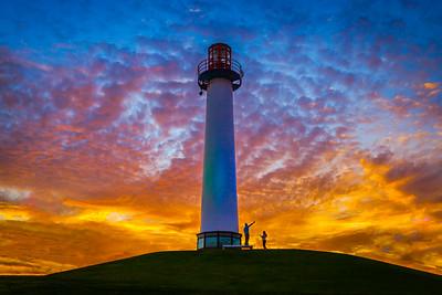 California - Long Beach - Rainbow Harbor