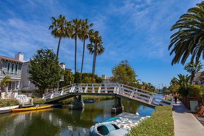 California - Venice Canals