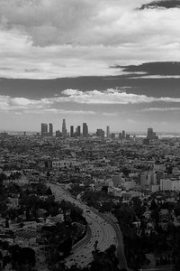 Black & White Los Angeles