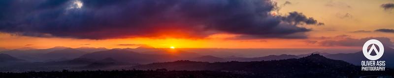 Sunrise Panoramic