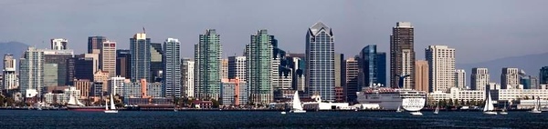 San Diego's New Skyline