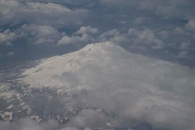Mt. Hood?....  Mt. Adams