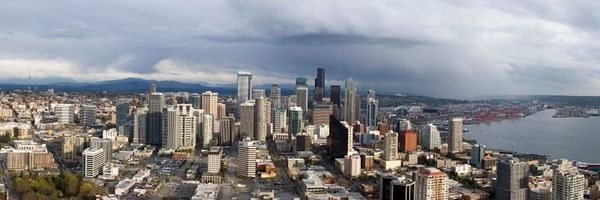 Pano from the Needle