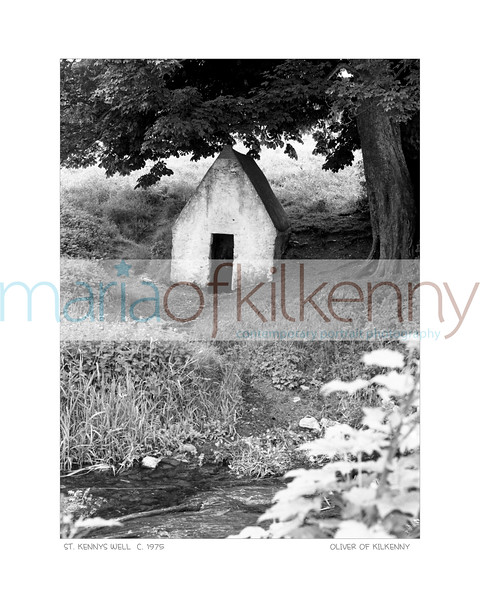 St Kenny's Well Circa 1975