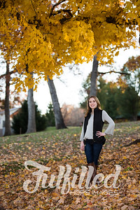 Olivia Anderson Fall Senior Session (7)
