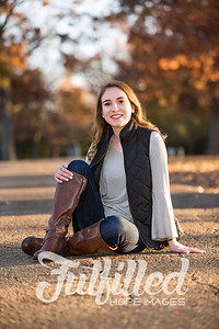 Olivia Anderson Fall Senior Session (18)
