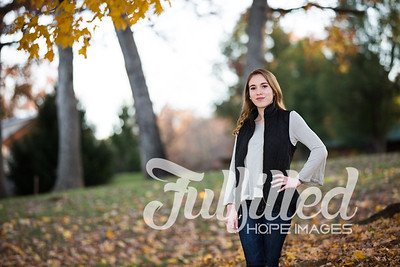 Olivia Anderson Fall Senior Session (8)