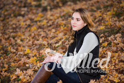 Olivia Anderson Fall Senior Session (12)