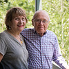 Barbara and Jack Sobel, donors to the Chautauqua Fund, on Wednesday, Jun. 28. Gifts to the annual Chautauqua Fund have consistent impact on program innovations, accounting for 20% of the gap between costs and value. OLIVIA SUN/STAFF PHOTOGRAPHER