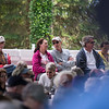"""Audience members listen to Dr. Kelly Bulkeley at the Hall of Philosophy on Monday, Jun. 26. Dr. Bulkeley is a psychologist of religion specializing in dream research, and led the lecture """"Big Dreams: The Science of Dreaming and the Origins of Religion."""" OLIVIA SUN/STAFF PHOTOGRAPHER"""