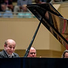 Pianist Alexander Gavrylyuk performs at the Chautauqua Symphony Orchestra Thursday, Jun. 29, 2017, at the Amphitheater. OLIVIA SUN/STAFF PHOTOGRAPHER