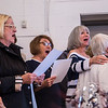 Opera guild members sing for student artists on Sunday, June 25, at the Jane A. Gross Opera Center. The Adopt-An-Artist picnic consisted of guild members 'adopting' mentees for the summer. OLIVIA SUN/STAFF PHOTOGRAPHER