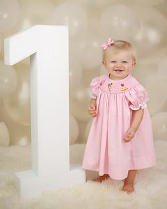 Olivia Turns One 18