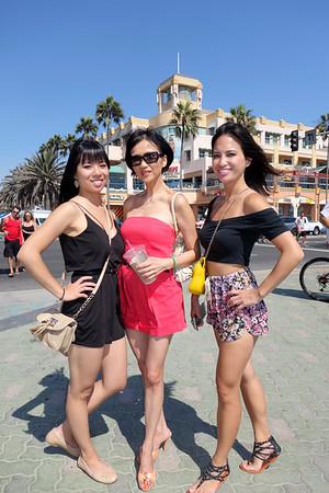Olivia, YLan, A.Trung chi Anh, A.Viet & Ut Visit California Aug, Sep, Oct 2014