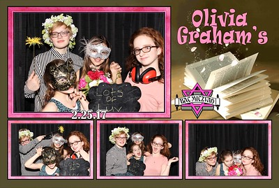 Olivia's Bat Mitzvah 2-25-17