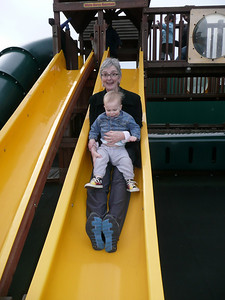 More fun on the slides.