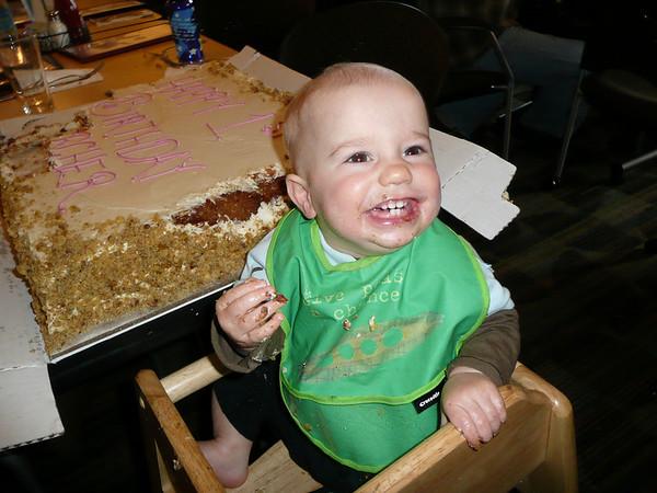 Archer's 1st Birthday Celebration