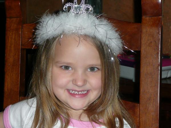 Audrey's 5th Birthday
