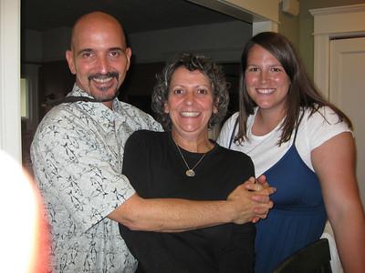 Arthur, Louise & Kelly