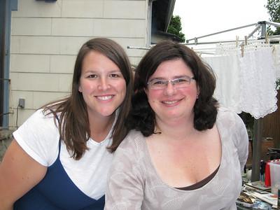 Kelly & Heather