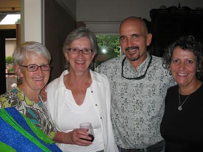 Linda, Becky, Arthur & Louise