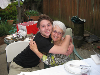 Alex and Aunt Linda