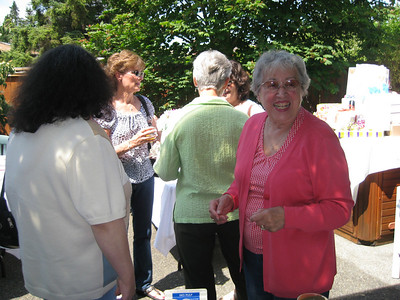 Tina's Grandma Carm