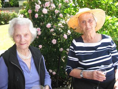 Aunt Rita and Grandma Norma