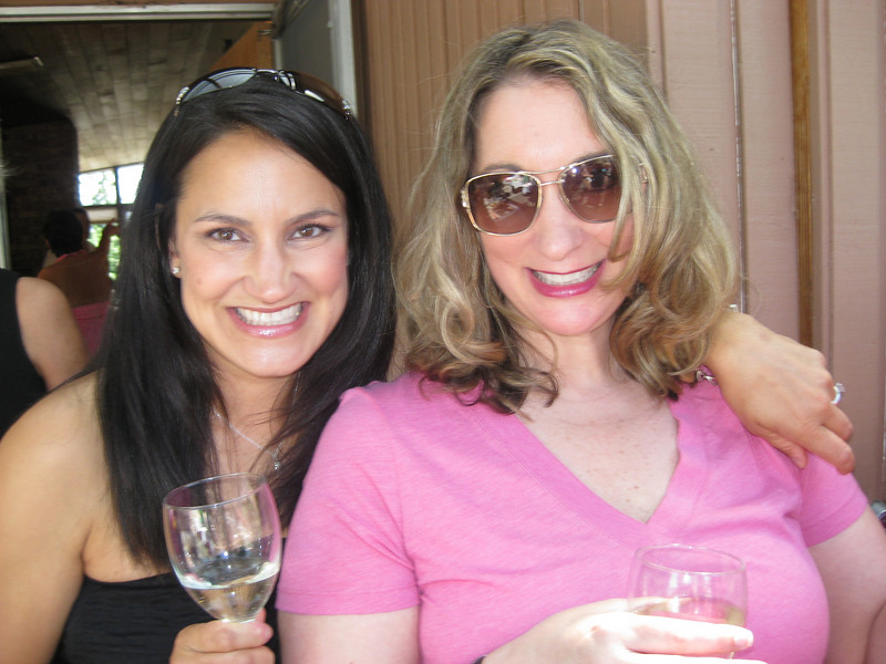 Best Friends and Cousins Andrea & Tina