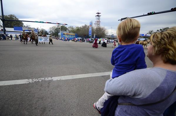Olustee Parade 2017