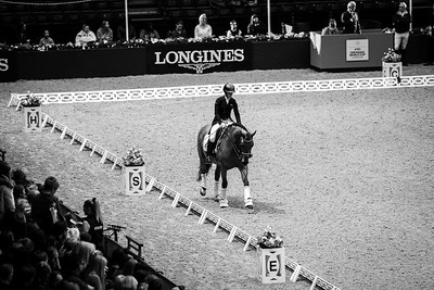 Dressage Unwrapped Olympia - The London International Horse Show Olympia, London, United Kingdom, GBR 16/12/19 - MANDATORY Credit Sophie Harris/ SEH Photography  - NO UNAUTHERORISED USE - 07825091348