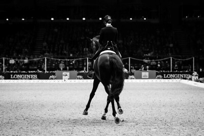Charlotte Fry & Everdale FEI DRESSAGE WORLD CUP™ GRAND PRIX Olympia - The London International Horse Show Olympia, London, United Kingdom, GBR 16/12/19 - MANDARTORY Credit Sophie Harris/ SEH Photography  - NO UNAUTHERORISED USE - 07825091348