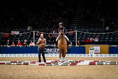 Pippa Funnel Dressage Unwrapped Olympia - The London International Horse Show Olympia, London, United Kingdom, GBR 16/12/19 - MANDARTORY Credit Sophie Harris/ SEH Photography  - NO UNAUTHERORISED USE - 07825091348