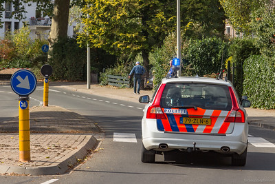 Overal politie