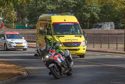 Ambulance voor de zekerheid