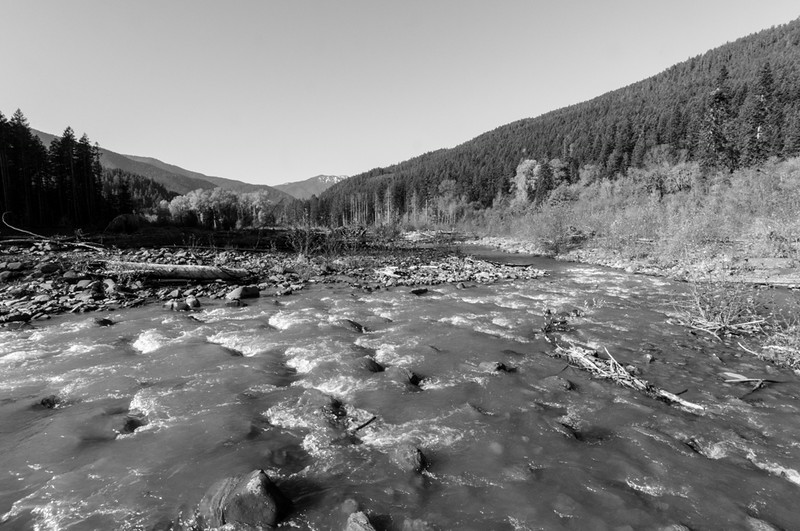 Upper Elwha River
