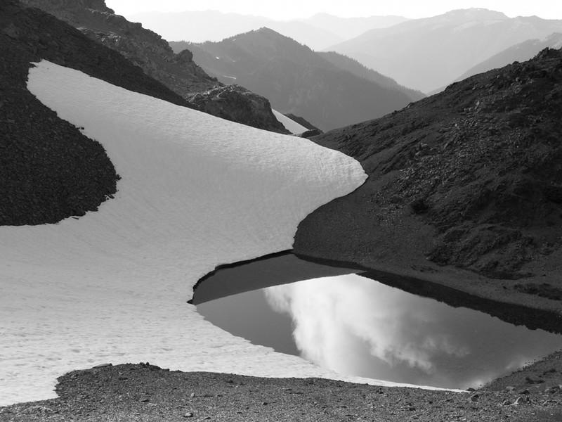 Snowfield Grand Pass