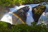 Mistbow at Sol Duc Falls - Olympic National Park - Doug Beezley - July 2008