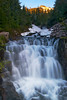 Sunbeam Falls - Mt Rainier National Park - Doug Beezley - July 2008