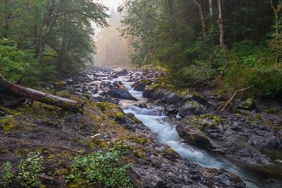 Salmon Cascade