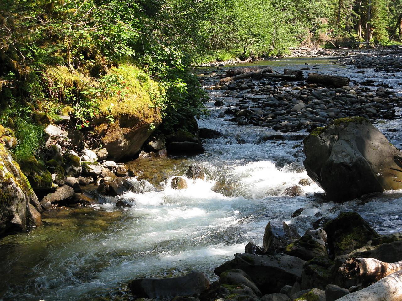 Sol Duc River.