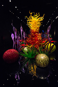 Chihuly Garden and Glass Museum in Seattle