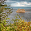 Sail Rock.  Strait of San Juan de Fuca