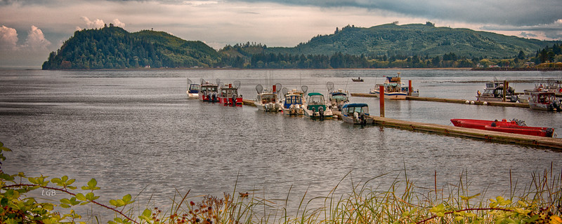 Inland Harbor, Olympic Peninsula.